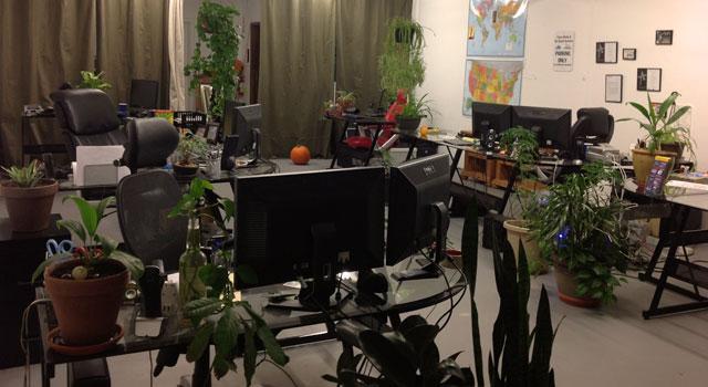 Tahoe Media Group office