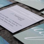 custom business card design printing