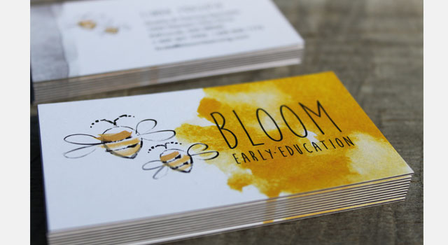 Logo Design & Business Cards