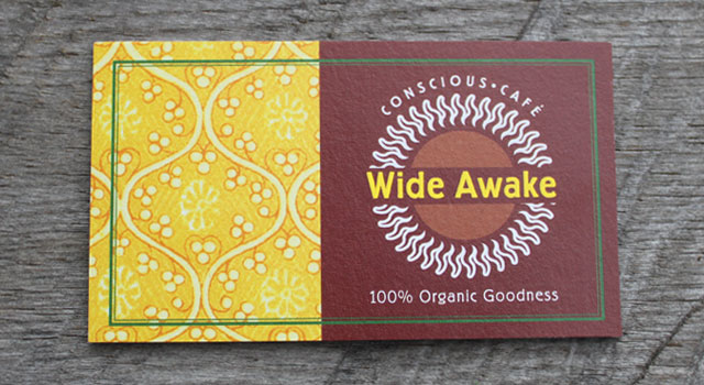 Organic Business Cards