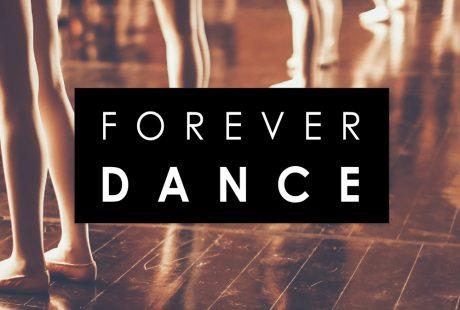 Forever dance wordpress development by Crystal Ricotta